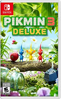 Pikmin 3 Deluxe - Standard Edition
