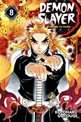 Demon Slayer: Kimetsu no Yaiba, Vol. 8: The Strength of the Hashira Kindle Edition