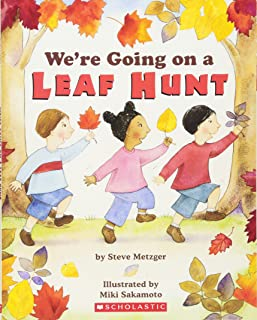 We're Going on a Leaf Hunt