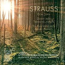 R. Strauss: Don Juan, Op. 20, Death and Transfiguration, Op. 24 & Till Eulenspiegel's Merry Pranks, Op. 28