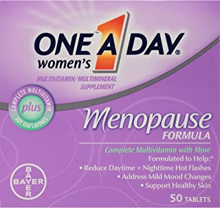 Vitamins Menopause