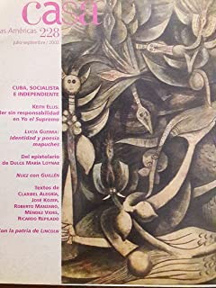 Revista casa de las americas julio-septiembre de 2002.numero 228.cuba socialista e independiente.del espistolario de dulce maria loynaz