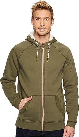 Prana - Lifetime Full Zip Sherpa Hoodie