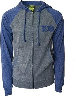 Club America Hoodie Centenario Fz Summer Light Zip up Jacket Grey Youth