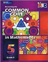 Mastering the Common Core in Mathematics Grade 5 (Mastering)