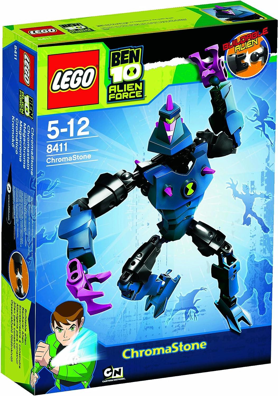conveniente LEGO Ben 10 Alien Alien Alien Force 8411  precio mas barato