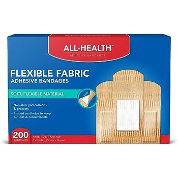Best Adhesive Bandages Waterproof Reviews 2020 - HealthKoop
