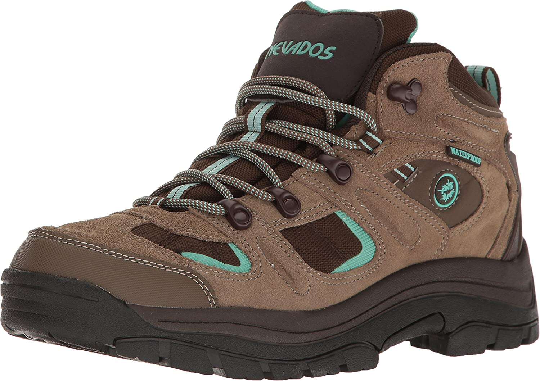 Nevados Womens Klondike Waterproof Hiking Boot
