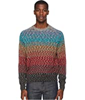 Missoni - Ombre Crew Neck Sweater