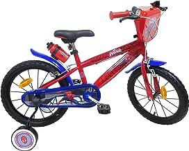 Eden-Bikes Kinderfiets, 16 inch, voor jongens, 2 remmen, meerkleurig, 16 inch