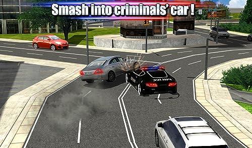 『Crime Town Police Car Driver』の2枚目の画像