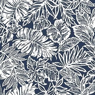 Best blue leaf wallpaper Reviews