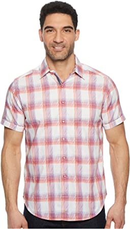 Robert Graham - Torres Short Sleeve Woven Shirt