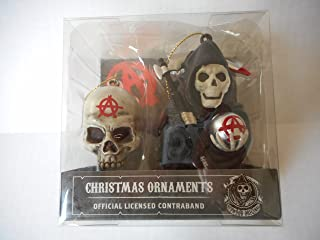 sons of anarchy christmas ornaments