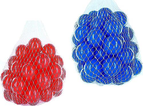 10000 B e für B ebad gemischt mix mit blau und rot