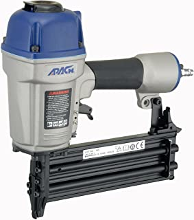 APACH LHT-64 Industrial 14 Gauge T-Nailer for Concrete 1-Inch to 2-1/2-Inch for Both .086-Inch and .098-Inch Concrete Nails