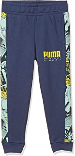 PUMA Pantalón Niño Alpha Sweat TR