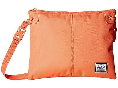 Herschel Supply Co. Alder (Fresh Salmon) Cross Body Handbags