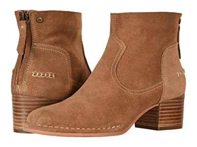 UGG Bandara Ankle Boot (Chestnut) Women