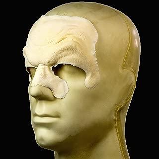 prosthetic forehead