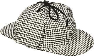 27209cea1fe Jacobson Hat Company Men s Adult Sherlock Holmes Cotton Cap