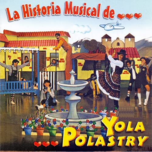 La Historia Musical de Yola Polastry by Yola Polastry on Amazon Music - Amazon.com