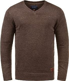 Sweater Strickjacke Pulli Strickpullover Rollkragen Herren Mix BOLF 5E5 Slim Fit