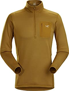 Arc'teryx Rho AR Zip Neck Men's | All Round, Breathable, Moisture Wicking Insulated Base Layer Shirt.