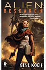 Alien Research Kindle Edition