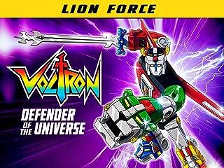 Voltron: Defender of the Universe - Lion Force, Season 1