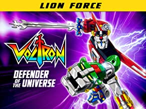 Voltron: Defender of the Universe - Lion Force, Season 1