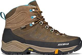 Tecnica Group spa Scarpe Trekking, Makalu IV GTX, Goretex Uomo, Chocolate Blue (43 13 EU 9 UK)