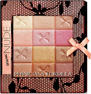 Physicians Formula Shimmer Strips All in 1 Custom Nude Palette 7.5g Warm Nude