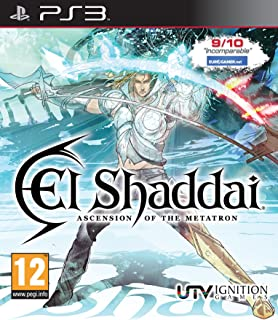 El Shaddai Ascension Of The Metatron Game PS3