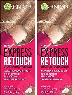 Best garnier express retouch gray hair concealer Reviews
