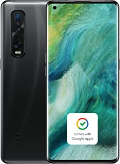 OPPO Find X2 Pro 5G - Qualcomm® Snapdragon 865 5G mobile platform 6.7 Inch 4260 mAh 48 MP Zoom Camera 120 Hz Smartphone - ...