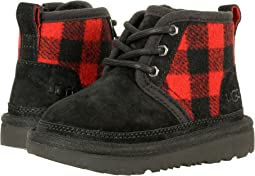 UGG Kids Neumel II Plaid (Toddler/Little Kid)
