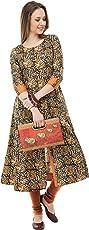AnjuShree Choice Women's Cotton Readymade Salwar Suit