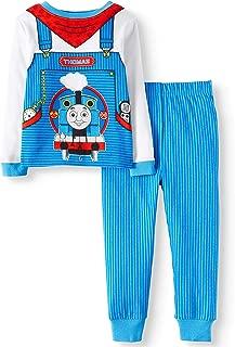 AME Thomas The Train Little Boys Toddler Cotton Pajama Set