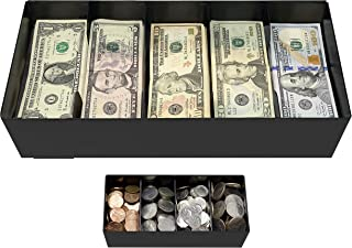Best cash box with compartments Reviews