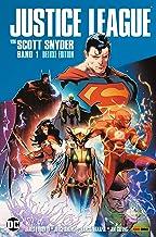 Justice League von Scott Snyder (Deluxe-Edition) -: Bd. 1 (German Edition)