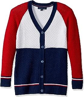 Big Girls' Long Length Cardigan Sweater