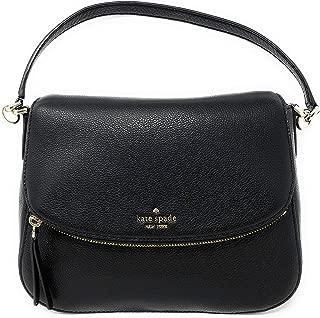 Kate Spade New York Jackson Soft Pebbled Leather Medium Flap Shoulder bag