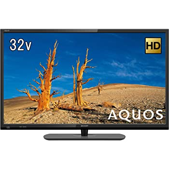 シャープ 32V型 液晶 テレビ AQUOS LC-32S5 ハイビジョン   2017年モデル