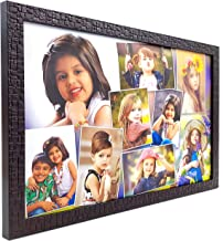 "AJANTA ROYAL Personalized Collage Photo Frames for Walls Decoration (Metallic, 10"" x 15"" Inch)"