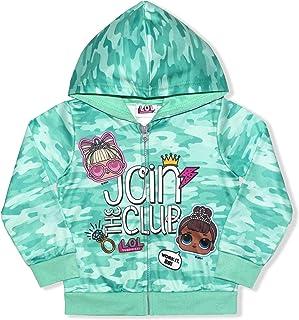 MGA LOL Surprise Girl's Zip Up Hoodie Jacket