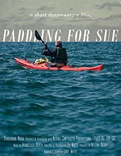 Paddling for Sue