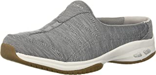Women's Commute-Carpool-Heathered Deco Stitch Mule