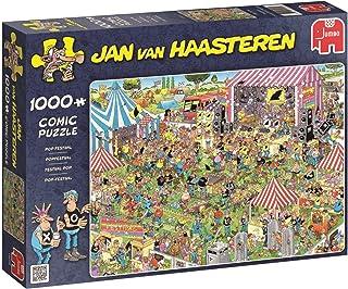 Jumbo 19028 Puzzel Jvh: Popfestival 1000 Stukjes