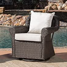 Best wicker swivel glider patio chairs Reviews